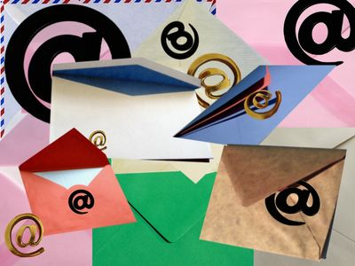 迷惑メール、スパムメールの回避方法