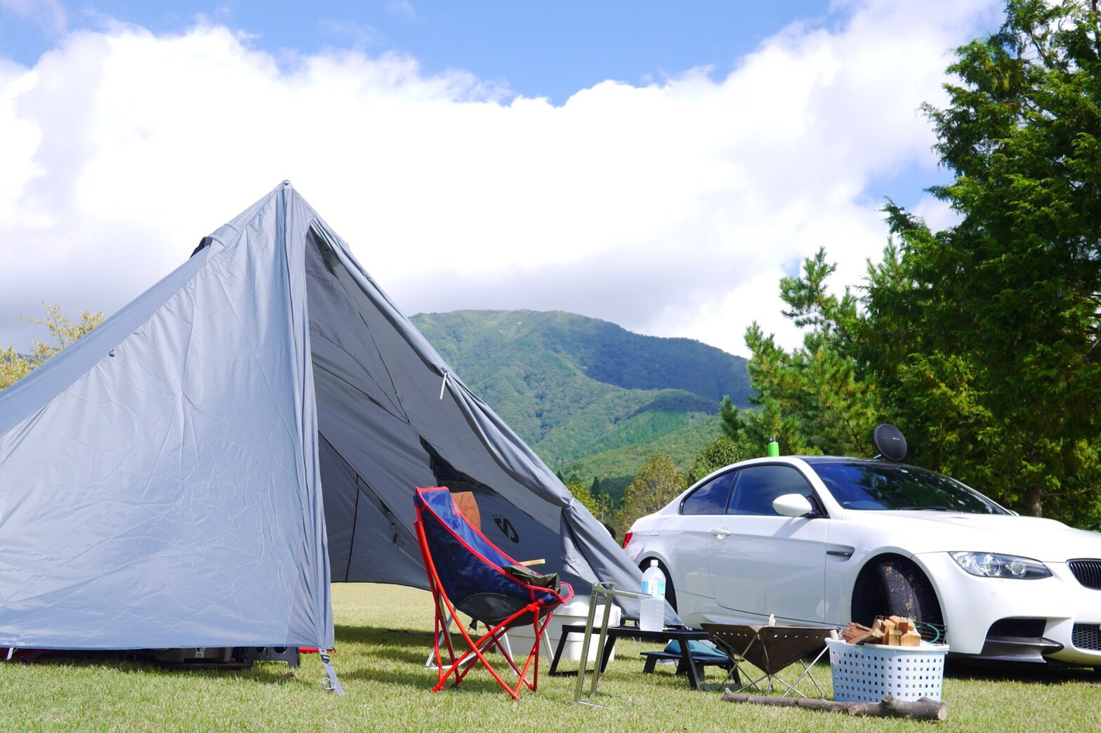中蒜山オートキャンプ場最高!!予約、料金やアクセスなどまとめ