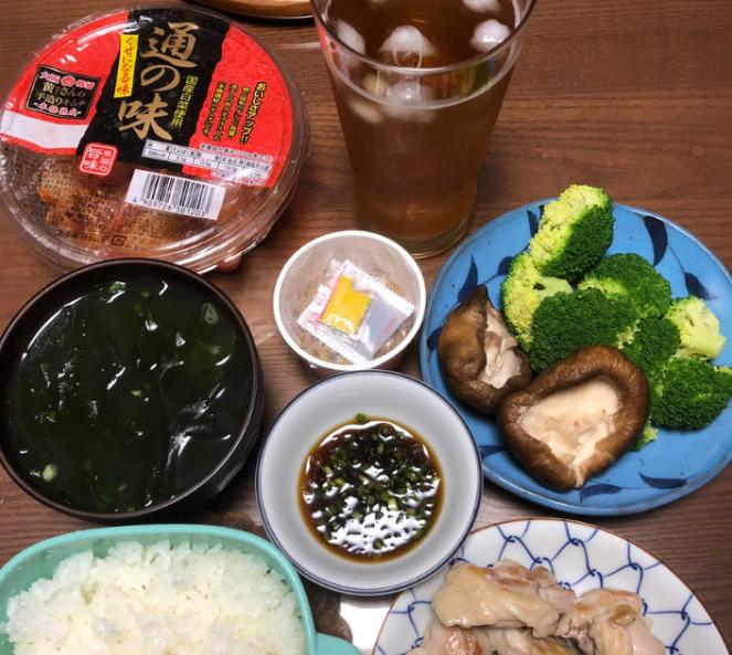 健康にいい食事