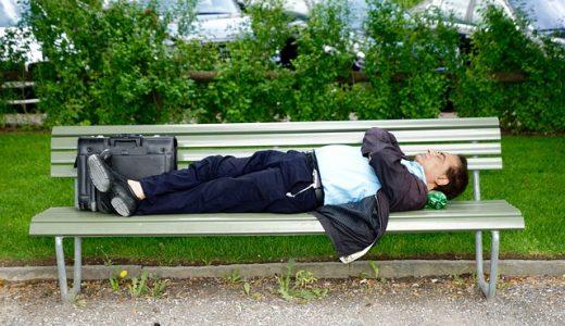 社会人の睡眠時間の理想は?ズバリ好きなだけ寝れるようにしましょう
