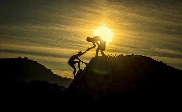 諦めずに達成し人生を変える二人と姿