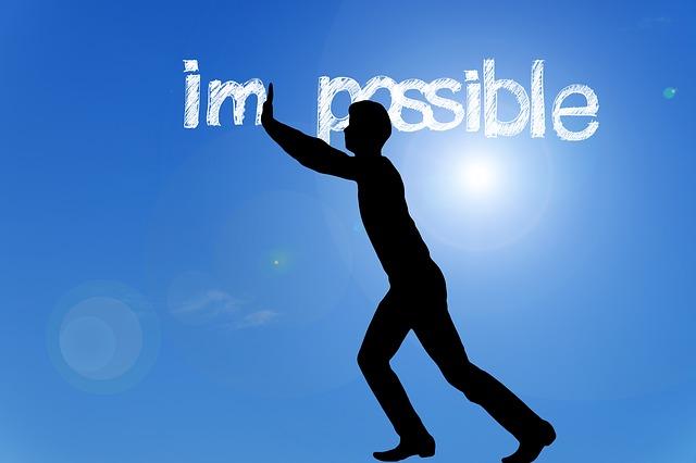 不可能から可能性を見出す人